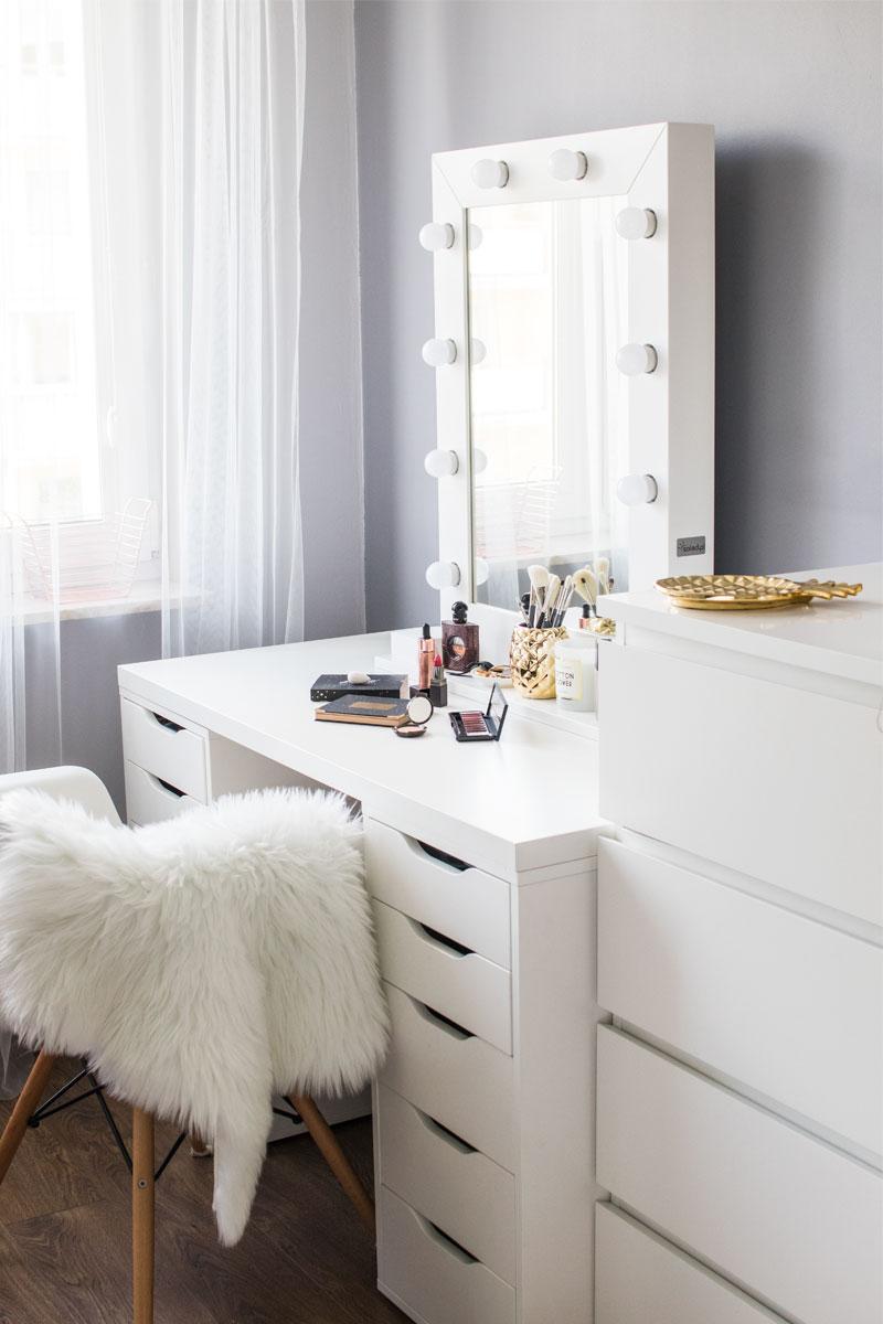 toaletka Ikea lustro Soled